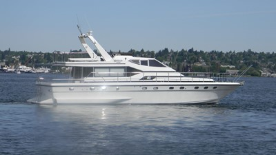What's Up Dock 1 What's Up Dock 1984 AZIMUT YACHTS  Motor Yacht Yacht MLS #234648 1