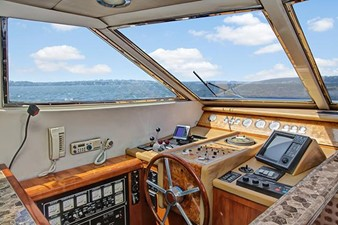 What's Up Dock 2 What's Up Dock 1984 AZIMUT YACHTS  Motor Yacht Yacht MLS #234648 2