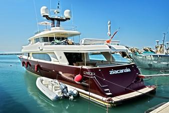 ZIACANAIA II 5 ZIACANAIA II 2003 FERRETTI CUSTOM LINE Custom Line Navetta Motor Yacht Yacht MLS #234730 5