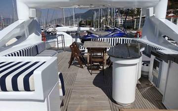ETERNITY 5 ETERNITY 2006 SUN YATCILIK  Motor Yacht Yacht MLS #234876 5