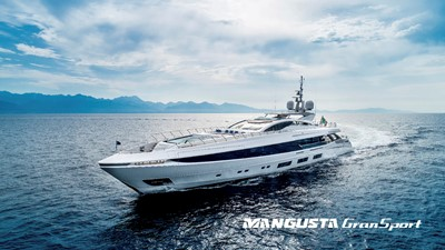 Mangusta GranSport 54 #3 - Project Positano 1 Mangusta GranSport 54 #3 - Project Positano 2023 OVERMARINE GROUP  Motor Yacht Yacht MLS #234931 1