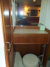 Fwd cabin vanity