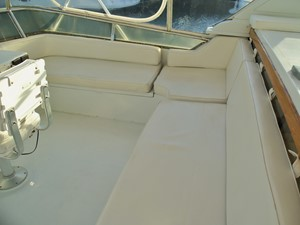 Starboard side FB seating
