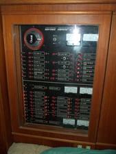 Salon electric panel