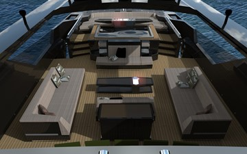 Sundeck - seating area