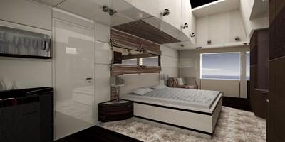Owner stateroom