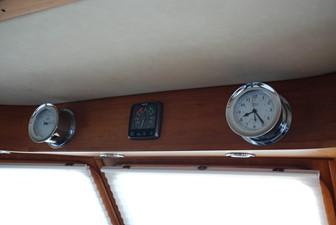 FIRST LIGHT 2 Barometer, Wind & Clock