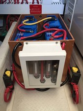 New 920 AH House Battery Bank