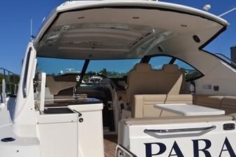 PARADOCS 7 Aft Looking Forward through Cockpit & Hardtop
