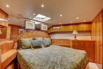 SPHEREFISH 13 VIP Guest Stateroom