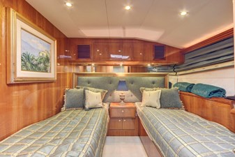 SPHEREFISH 15 Twin Guest Stateroom
