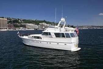 Skyhawk 1 Skyhawk 1971 HATTERAS  Motor Yacht Yacht MLS #236933 1