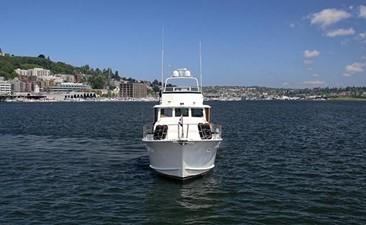 Skyhawk 2 Skyhawk 1971 HATTERAS  Motor Yacht Yacht MLS #236933 2