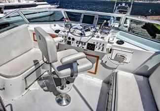 Skyhawk 3 Skyhawk 1971 HATTERAS  Motor Yacht Yacht MLS #236933 3