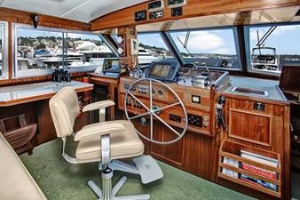 Skyhawk 4 Skyhawk 1971 HATTERAS  Motor Yacht Yacht MLS #236933 4