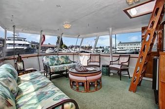 Skyhawk 5 Skyhawk 1971 HATTERAS  Motor Yacht Yacht MLS #236933 5