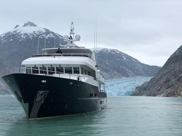 Samsara Glacier Bay Alaska