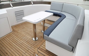Samsara Flybridge Sun Deck