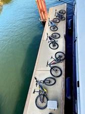 SAMSARA  45 Bikes on Dock