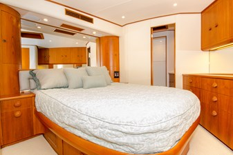 Master Stateroom - Forward