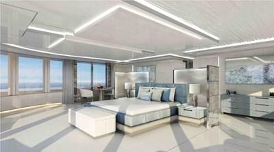 Owners Suite forward facing
