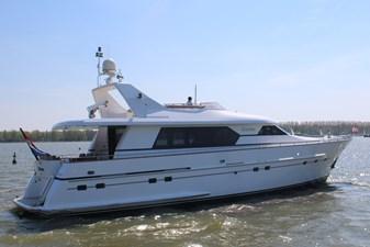 Boadicea 2 Boadicea 2000 MULDER YACHTS Mulder 74' Futura Motor Yacht Yacht MLS #237594 2