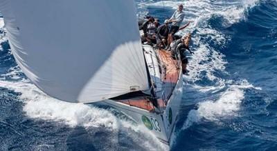 SWING 3 4 SWING 3 2003 NAUTOR'S SWAN SWAN 45 Racing Sailboat Yacht MLS #237683 4