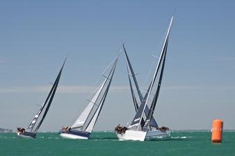 SWING 3 5 SWING 3 2003 NAUTOR'S SWAN SWAN 45 Racing Sailboat Yacht MLS #237683 5