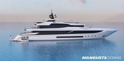 Mangusta Oceano 60 - Project Roma 237708