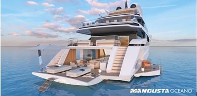 Mangusta Oceano 60 - Project Roma 1 Mangusta Oceano 60 - Project Roma 2025 OVERMARINE GROUP  Motor Yacht Yacht MLS #237708 1