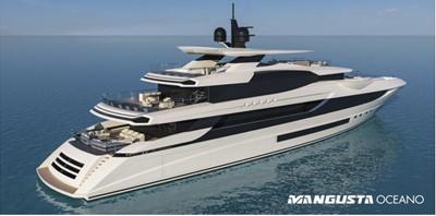 Mangusta Oceano 60 - Project Roma 2 Mangusta Oceano 60 - Project Roma 2025 OVERMARINE GROUP  Motor Yacht Yacht MLS #237708 2