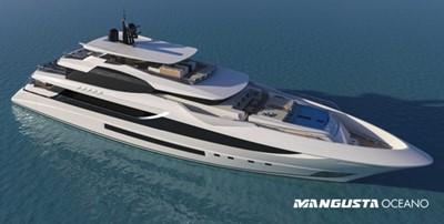 Mangusta Oceano 60 - Project Roma 3 Mangusta Oceano 60 - Project Roma 2025 OVERMARINE GROUP  Motor Yacht Yacht MLS #237708 3