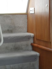 Staris From Salon to Aft Deck