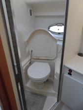 Forward Shower & Toilet