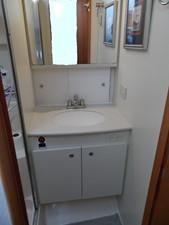 Forward Washroom Vanity