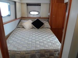 Aft Cabin Bed