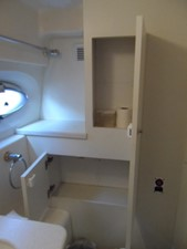 Aft Washroom Storage