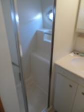 Aft Washroom Shower