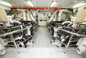KIMBERLIE 49 Engine Room