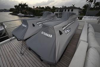 KIMBERLIE 46 Boat Deck