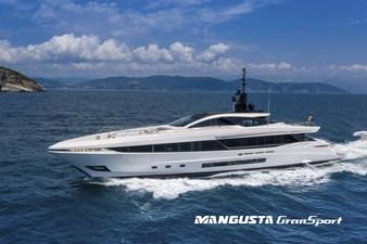 Mangusta GranSport 45 #3 - Project Sorrento 239208