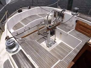 Talao 2 Talao 1982 SLOCUM 43 Cutter Aft Cockpit Yacht MLS #239989 2