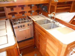 Talao 3 Talao 1982 SLOCUM 43 Cutter Aft Cockpit Yacht MLS #239989 3
