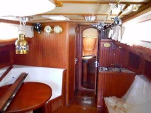 Talao 4 Talao 1982 SLOCUM 43 Cutter Aft Cockpit Yacht MLS #239989 4