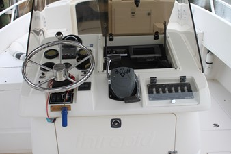 Intrepid 35 7 Intrepid 35 1995 INTREPID POWERBOATS INC.  Boats Yacht MLS #240131 7