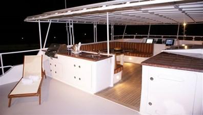 Flybridge Aft Deck