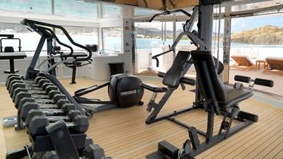 40 Sundeck gym