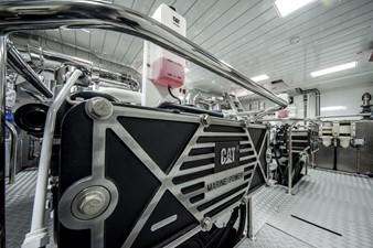 OTAM SD35 12 Engine room