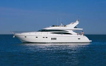 PRINCESS 21M 0 PRINCESS 21M 2010 PRINCESS YACHTS  Motor Yacht Yacht MLS #241740 0
