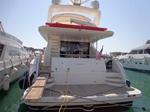 PRINCESS 21M 1 PRINCESS 21M 2010 PRINCESS YACHTS  Motor Yacht Yacht MLS #241740 1